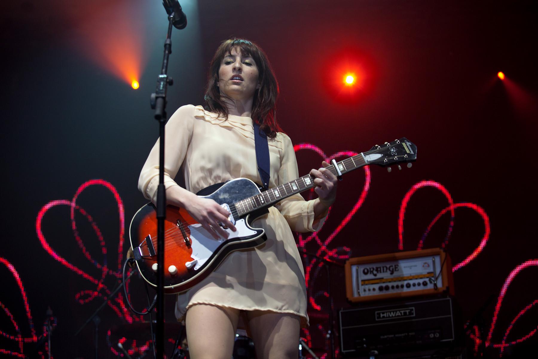 Hannah Georgas @ CMF Indie Awards 2011