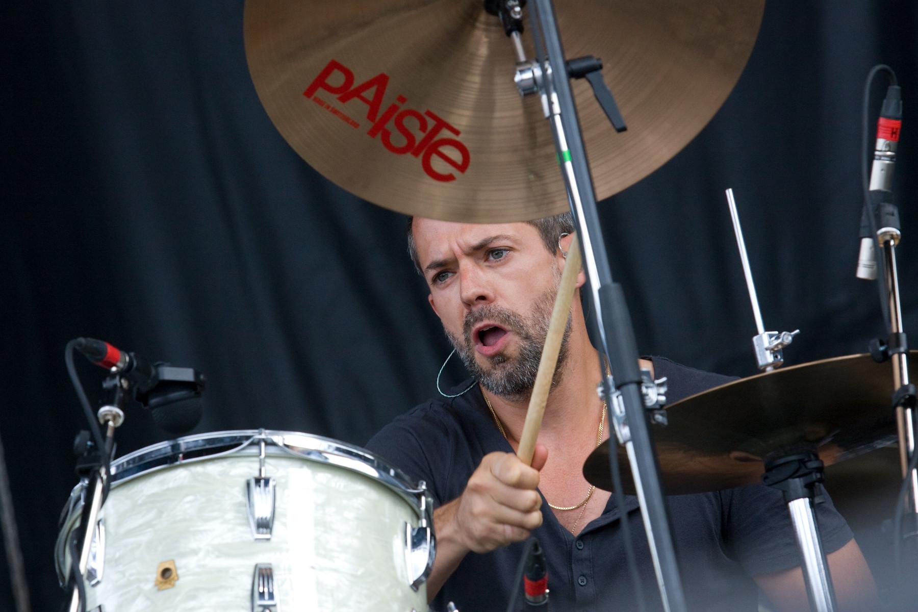 Crash Kings @ Wakestock 2010
