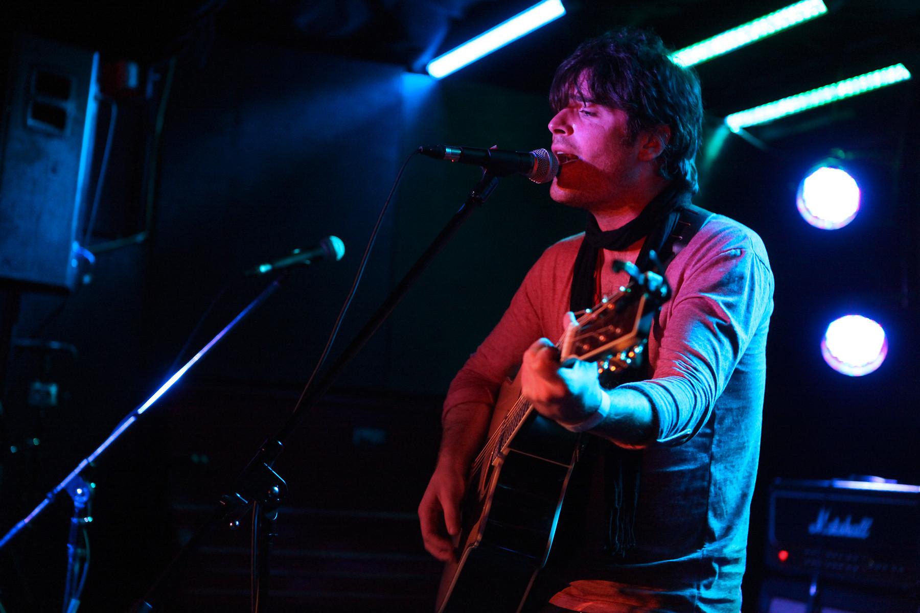 Simon Fagan @ Indie Week 2010