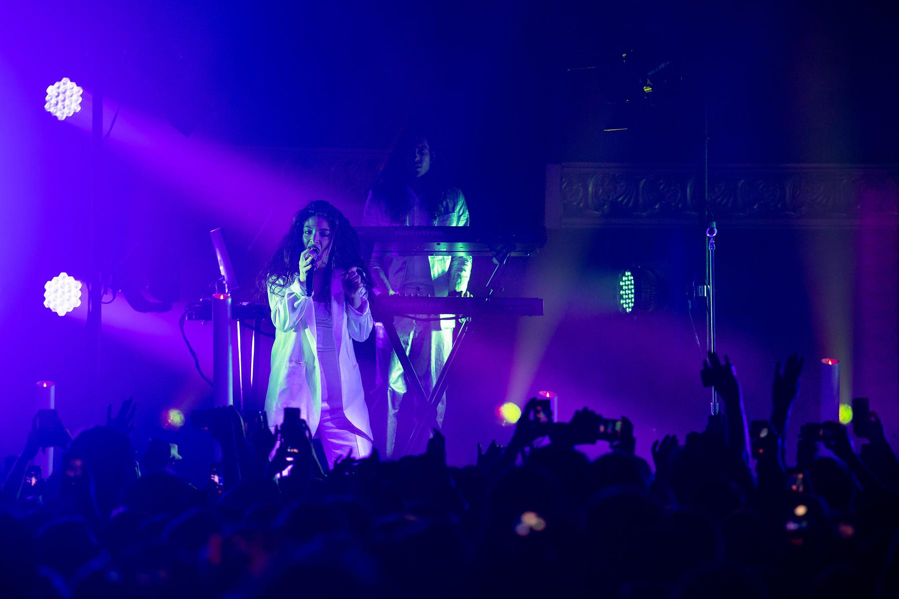 Lorde // Sound Academy // Toronto