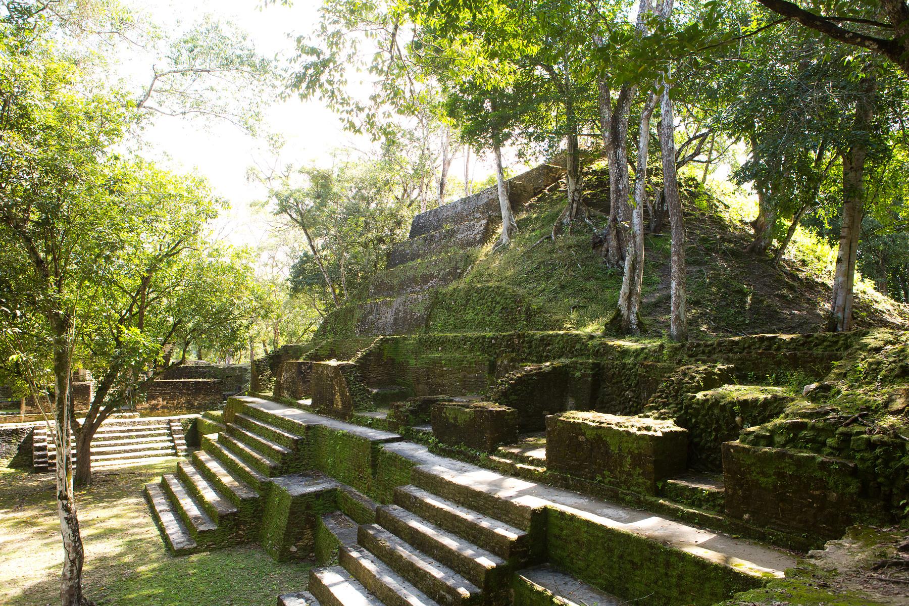Cahal Pech // Mayan Ruins // Belize