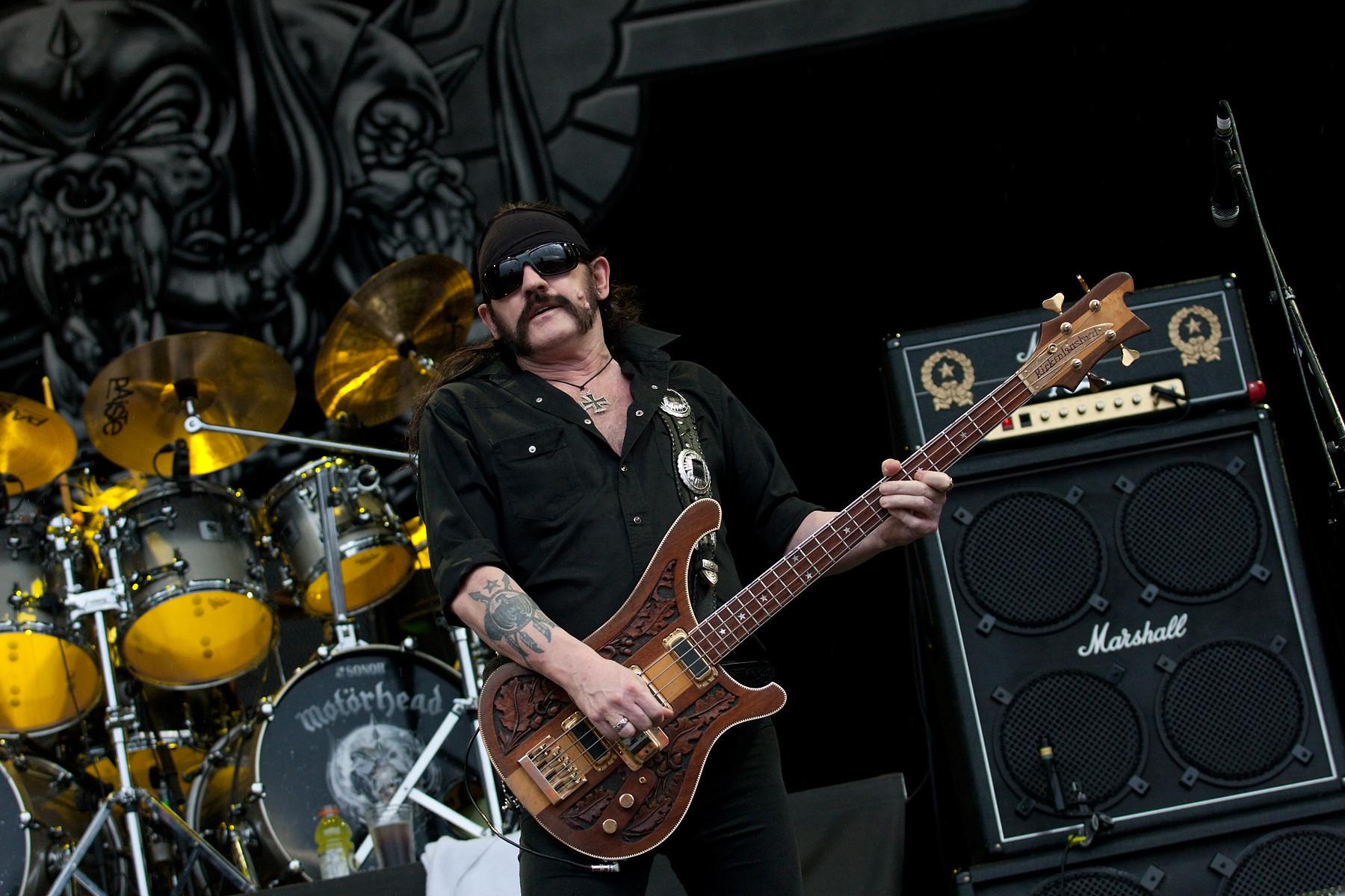 Motorhead @ Heavy T.O. 2011