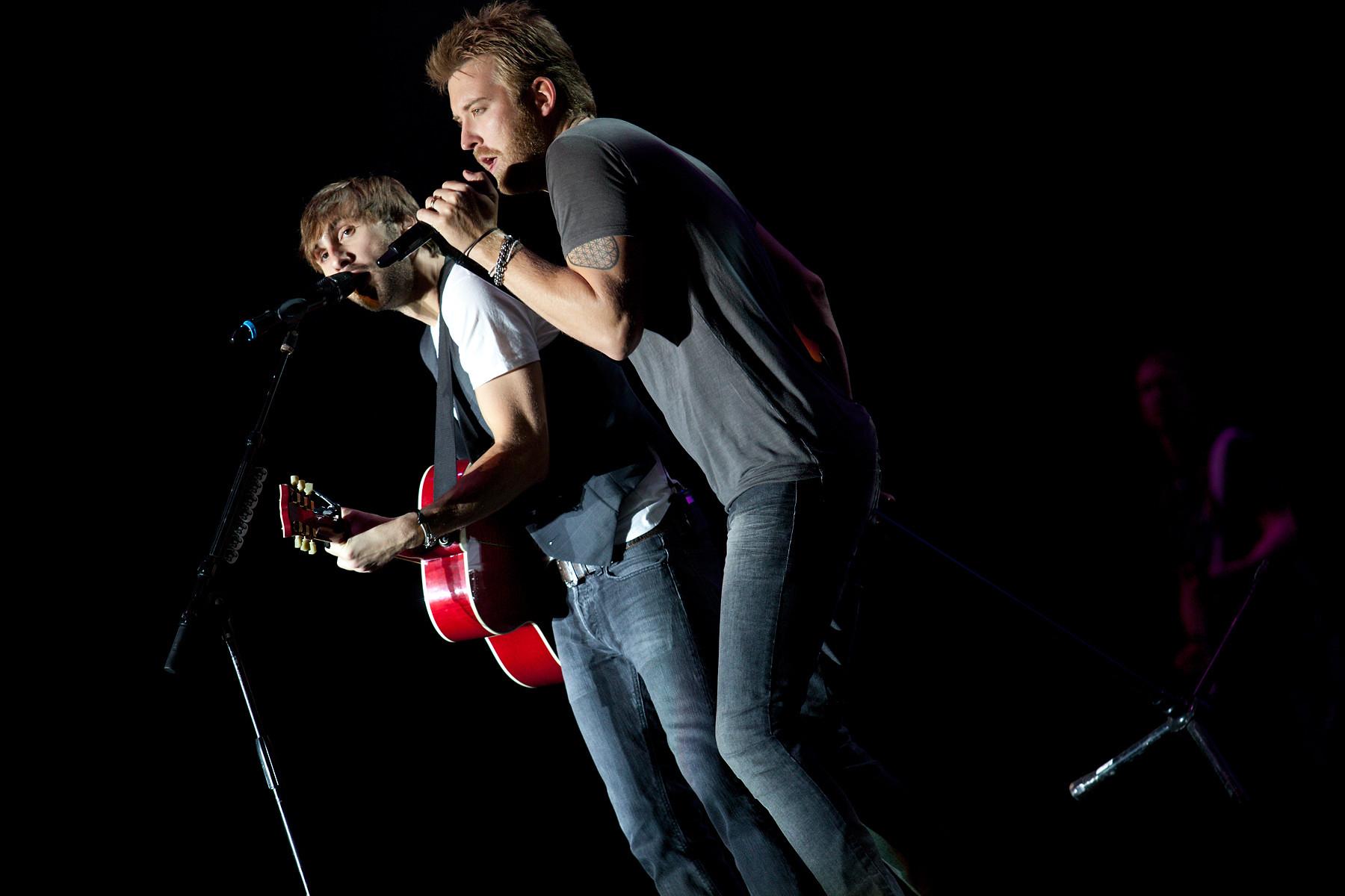 Lady Antebellum @ CMT Music Festival 2011