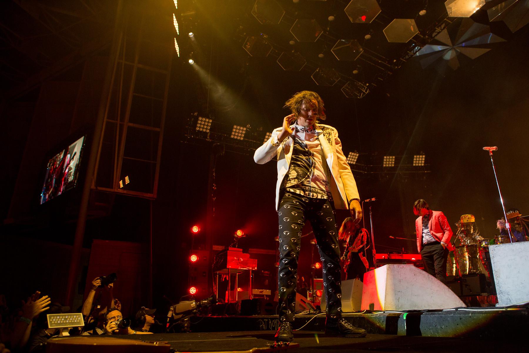 Arcade Fire // Molson Amphitheatre // Toronto