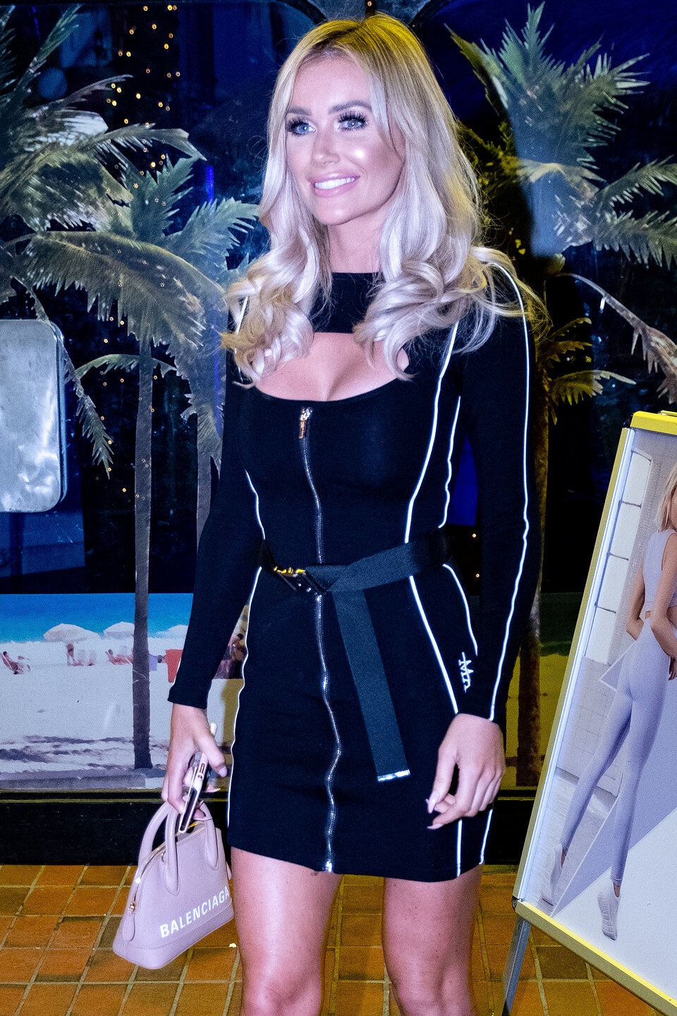 Gabby Allen SportFX Launch Party at Tropicana