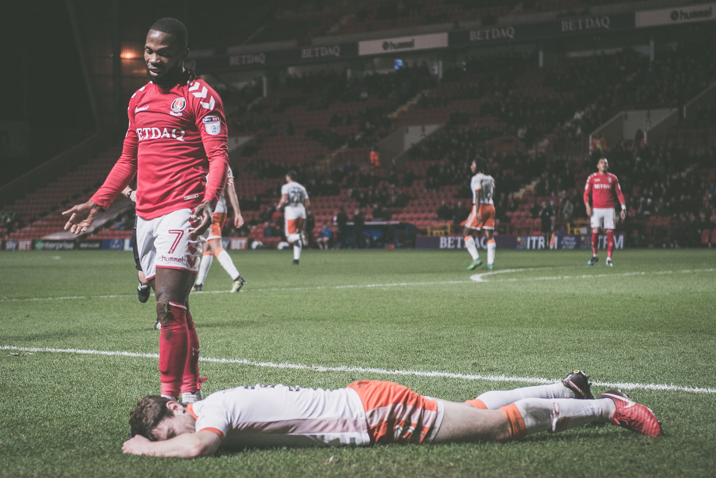 Charlton Athletic Vs Blackpool