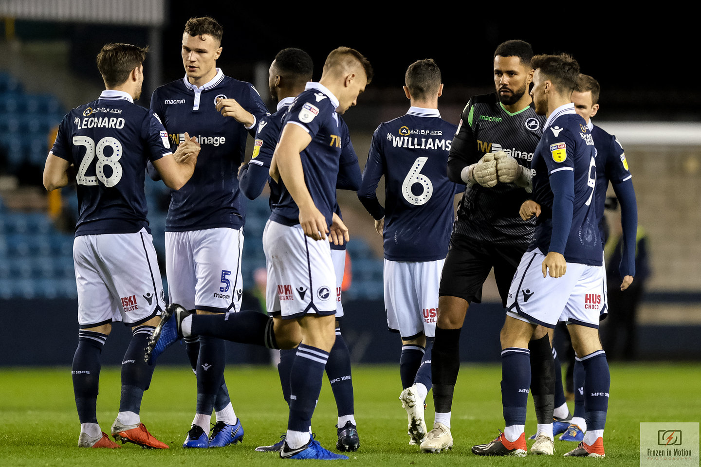 Millwall Vs Birmingham City