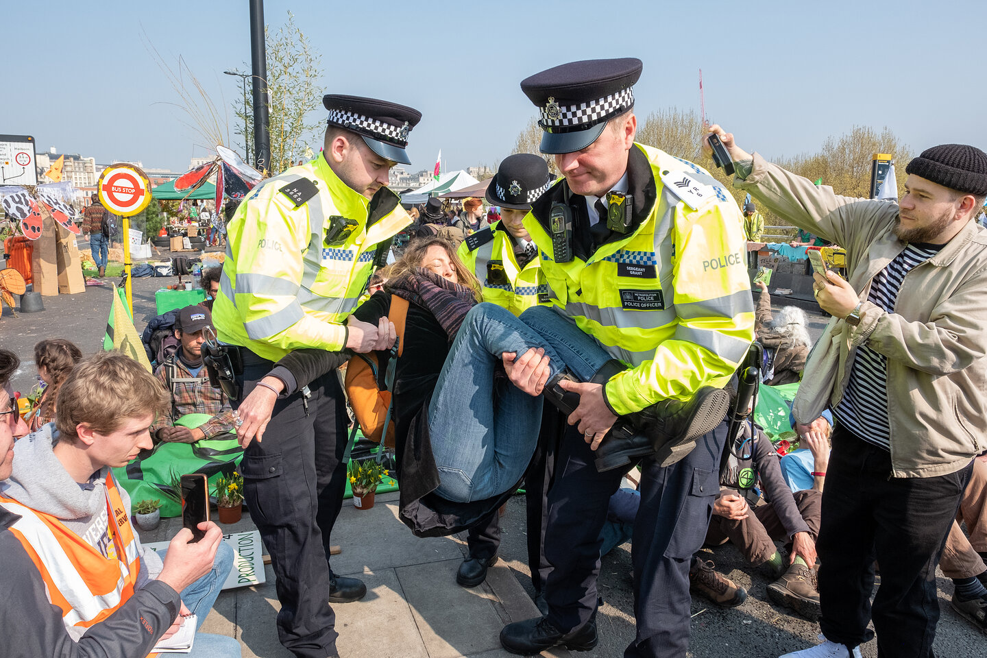 Extinction Rebellion 2019