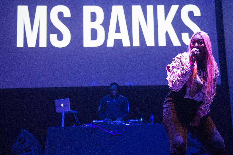 Ms Banks