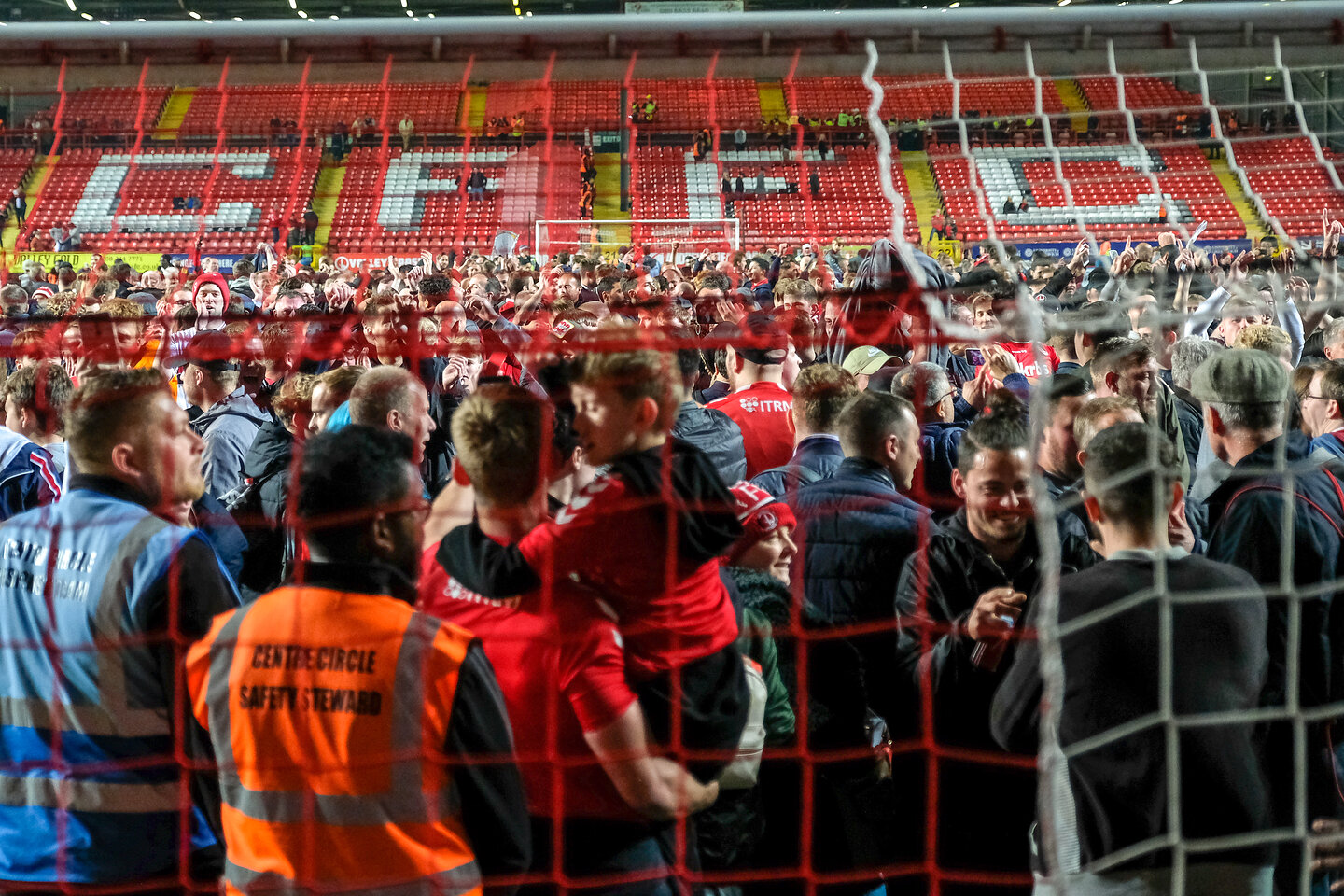 Charlton Vs Doncaster Rovers League One Playoff Semi-Final 17 May 2019