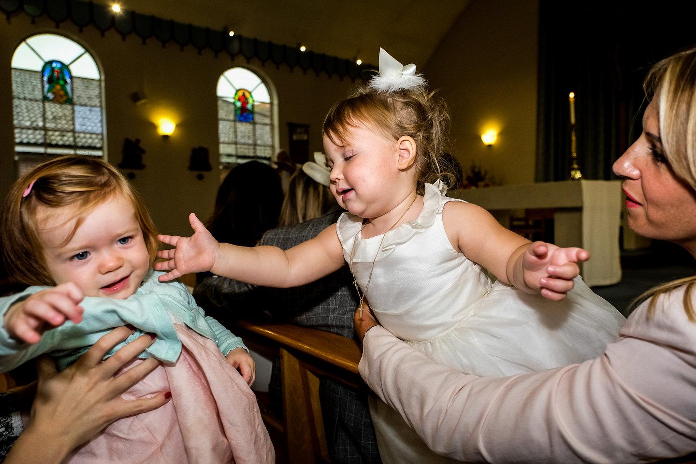 Florence & Beatrix Christening 2018