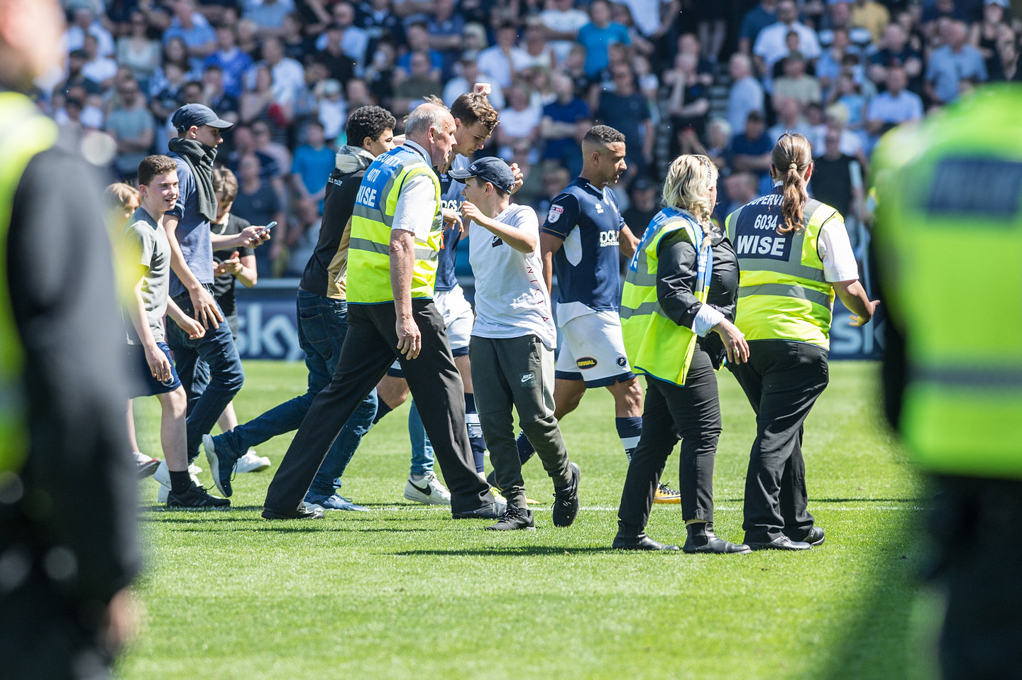 Millwall Vs Aston Villa 6 May 2018