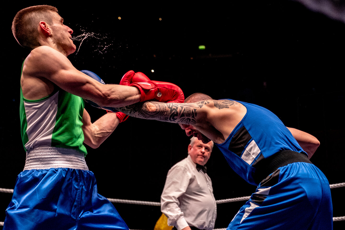 Metropolitan Police Boxing Championships 2019 The Lafone Cup
