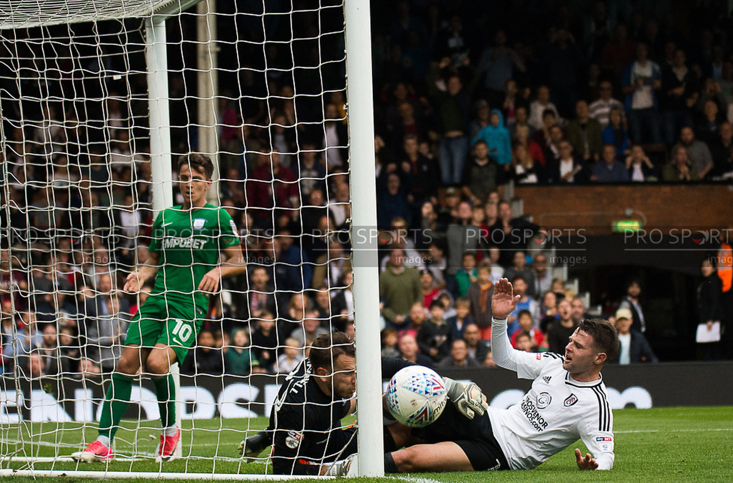 Fulham Vs Preston North End 14 October 2017
