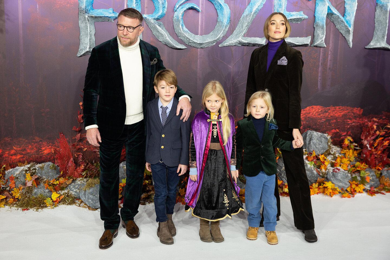 Frozen 2 Film Premiere