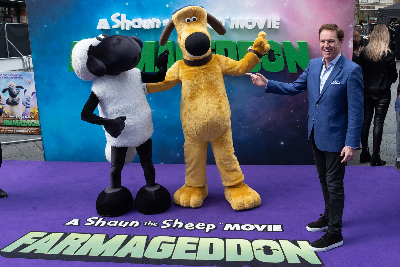 Shaun The Sheep Movie - Farmageddon Premiere