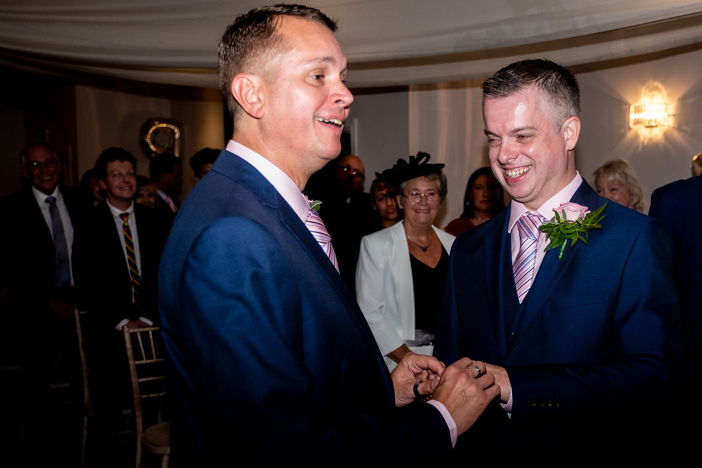 Civil Partnership of Matt & Pete