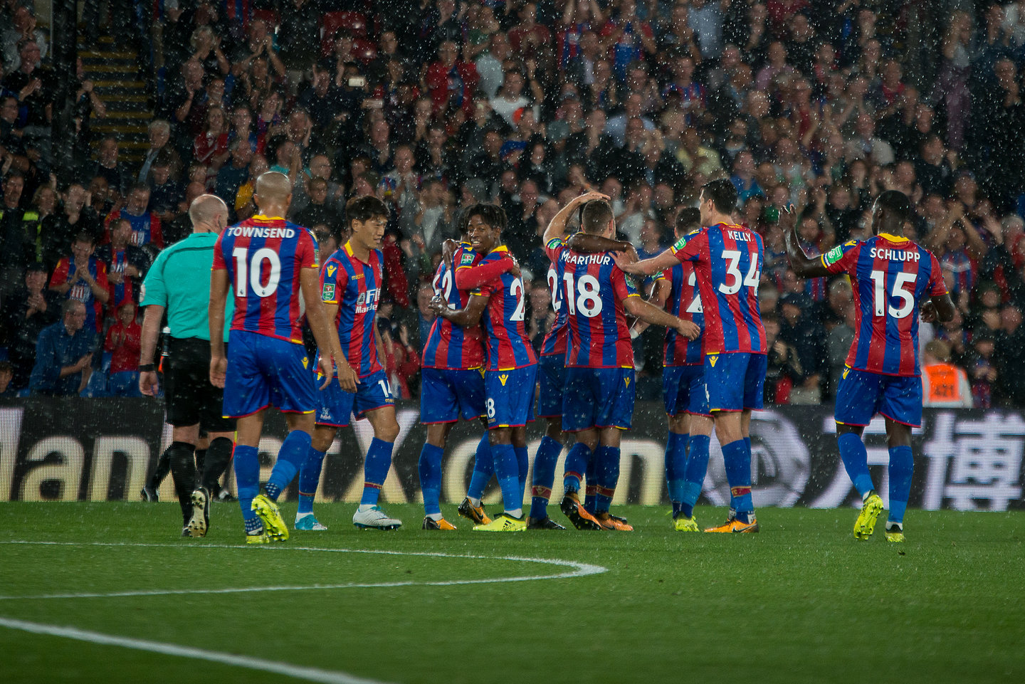 Crystal Palace V Ipswich Town
