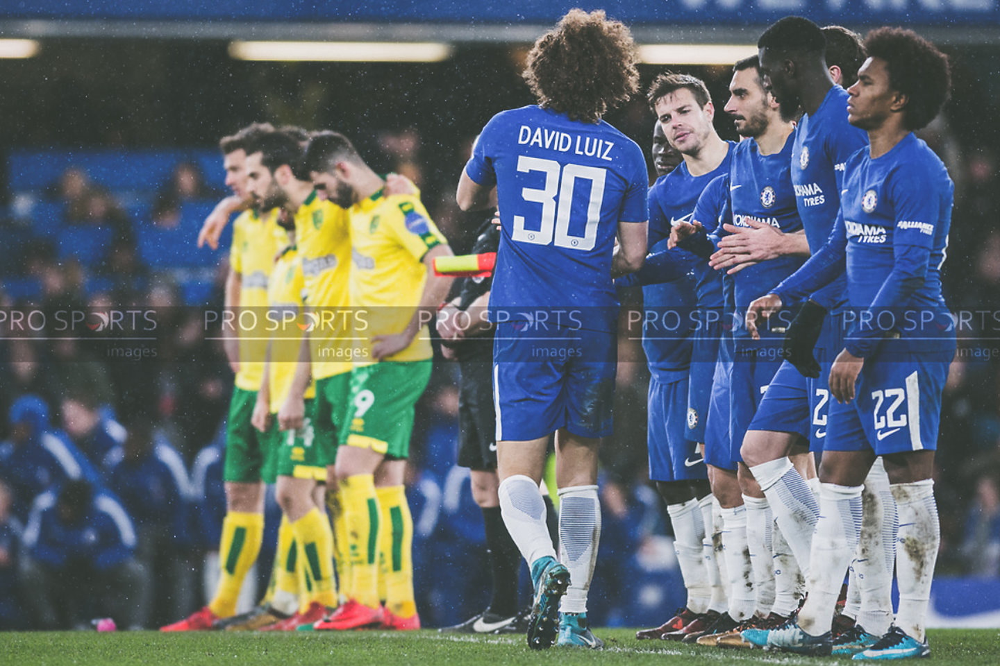 Chelsea Vs Norwich City - FA Cup 3rd Round Replay