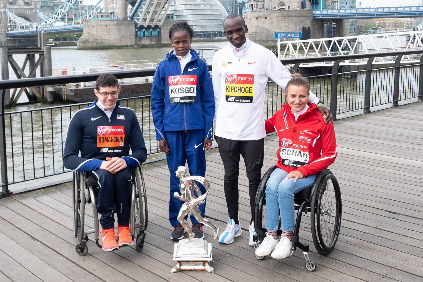 London Marathon 2019 Winners