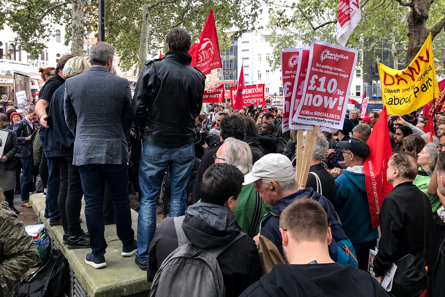 McStrike - London