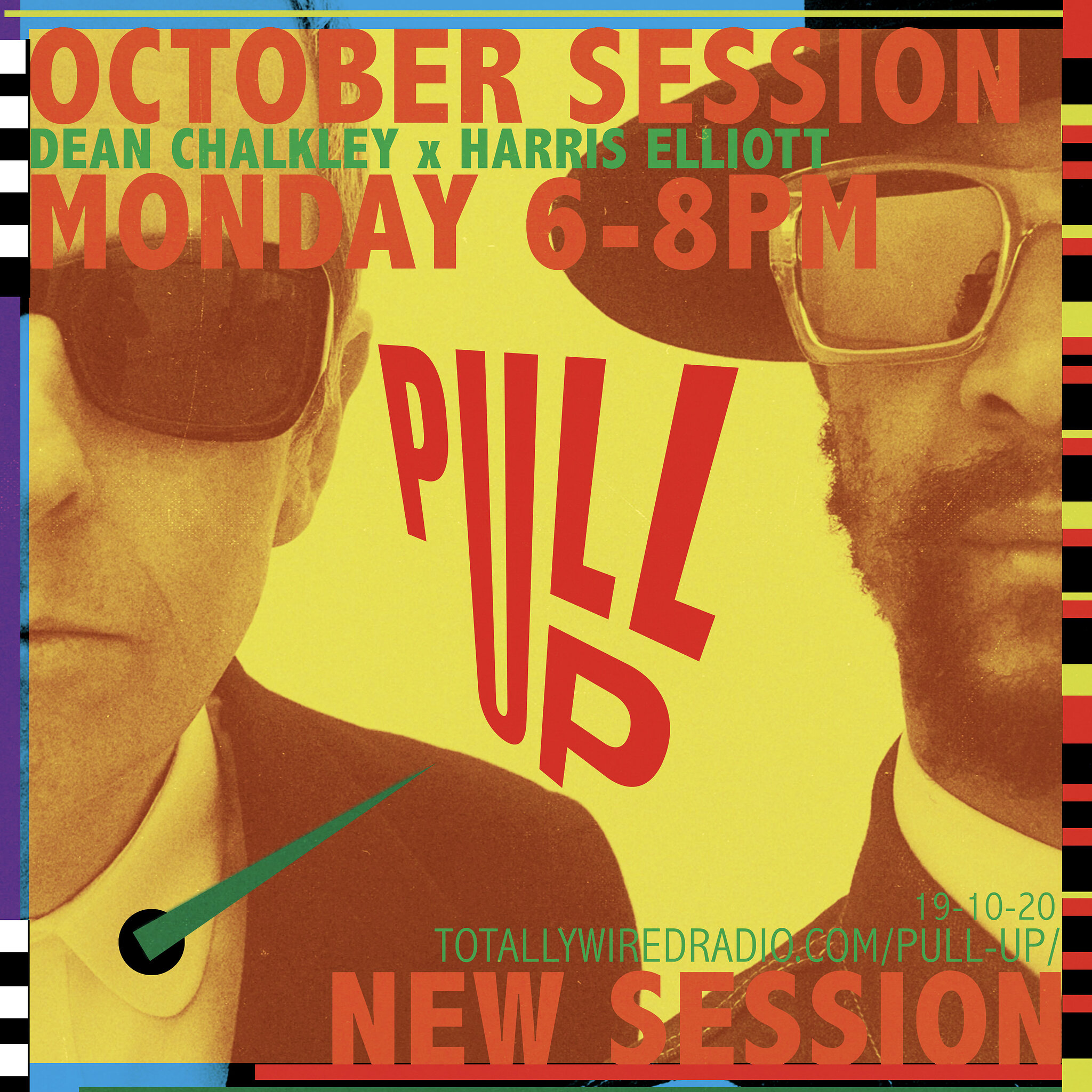PULL UP!!: October Session
