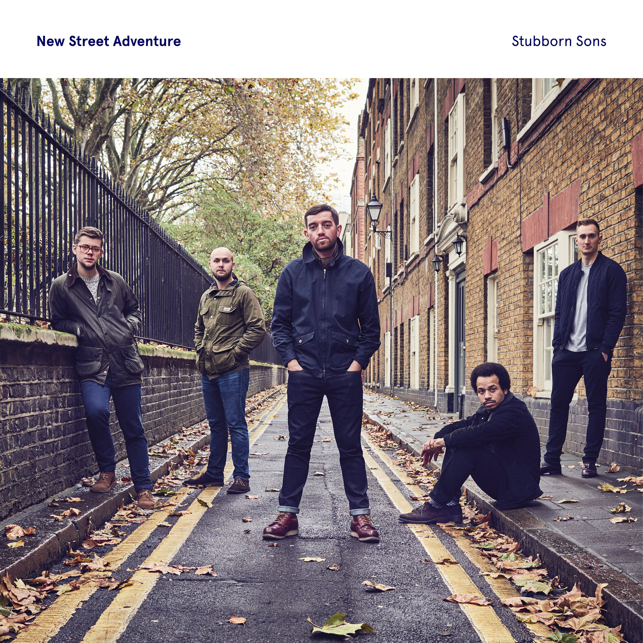 New Street Adventure Stubborn Sons Album Release