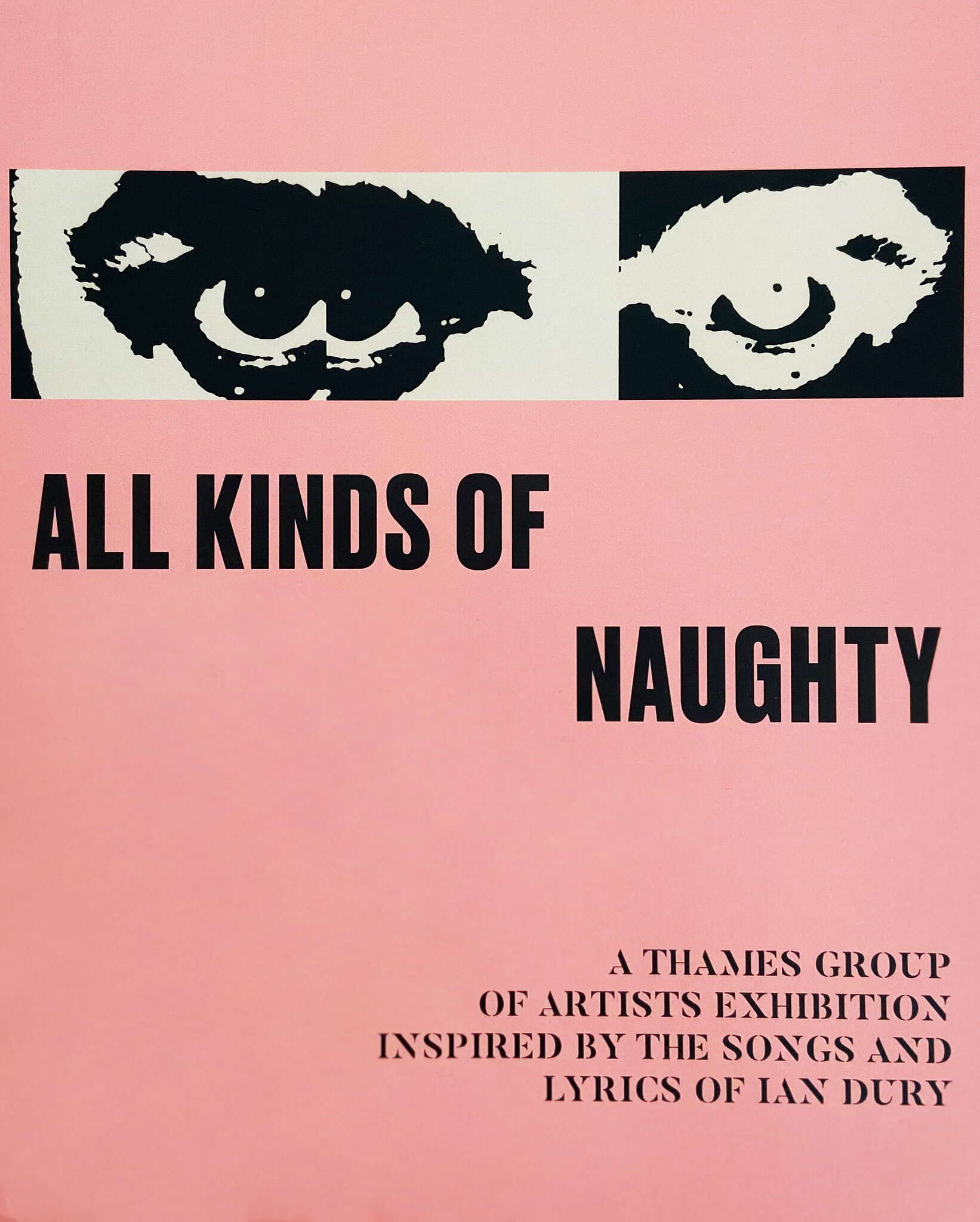 All Kinds Of Naughty: Exhibition Dates Update
