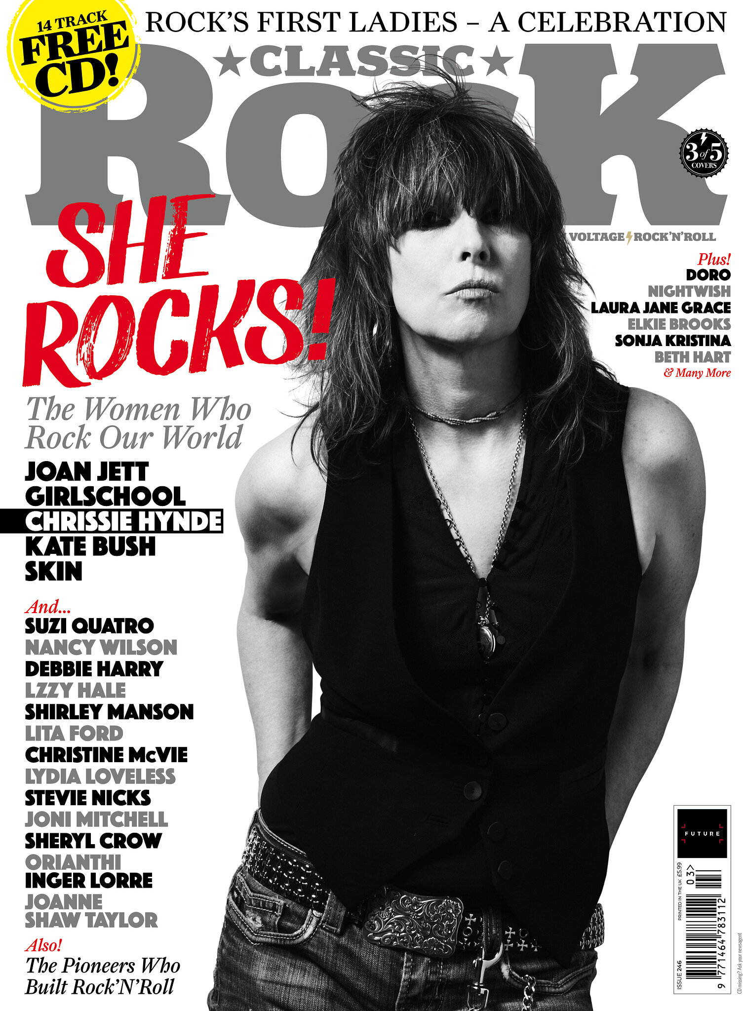 Classic Rock : Celebrate Women who Rock!