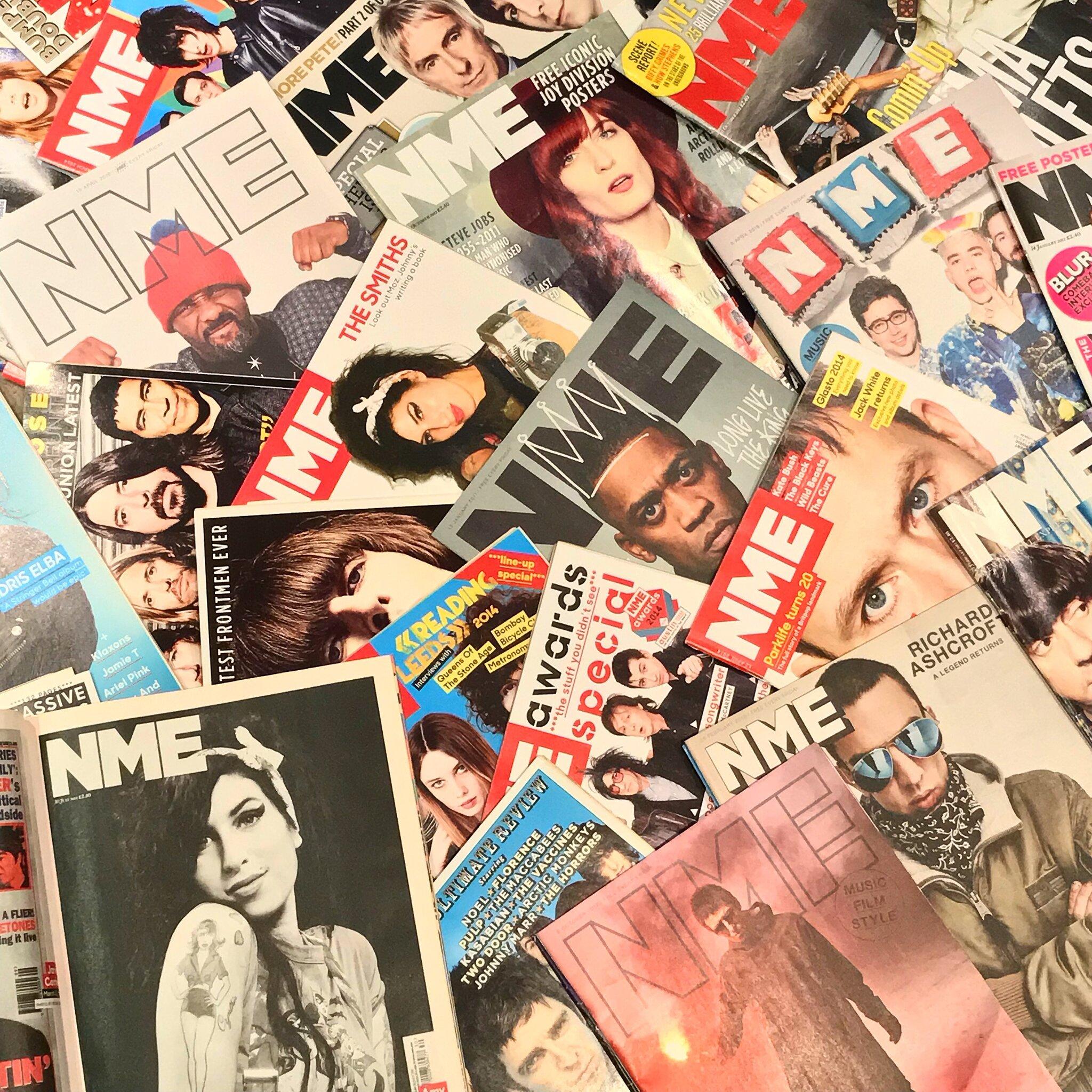 NME: Print Edition Closes