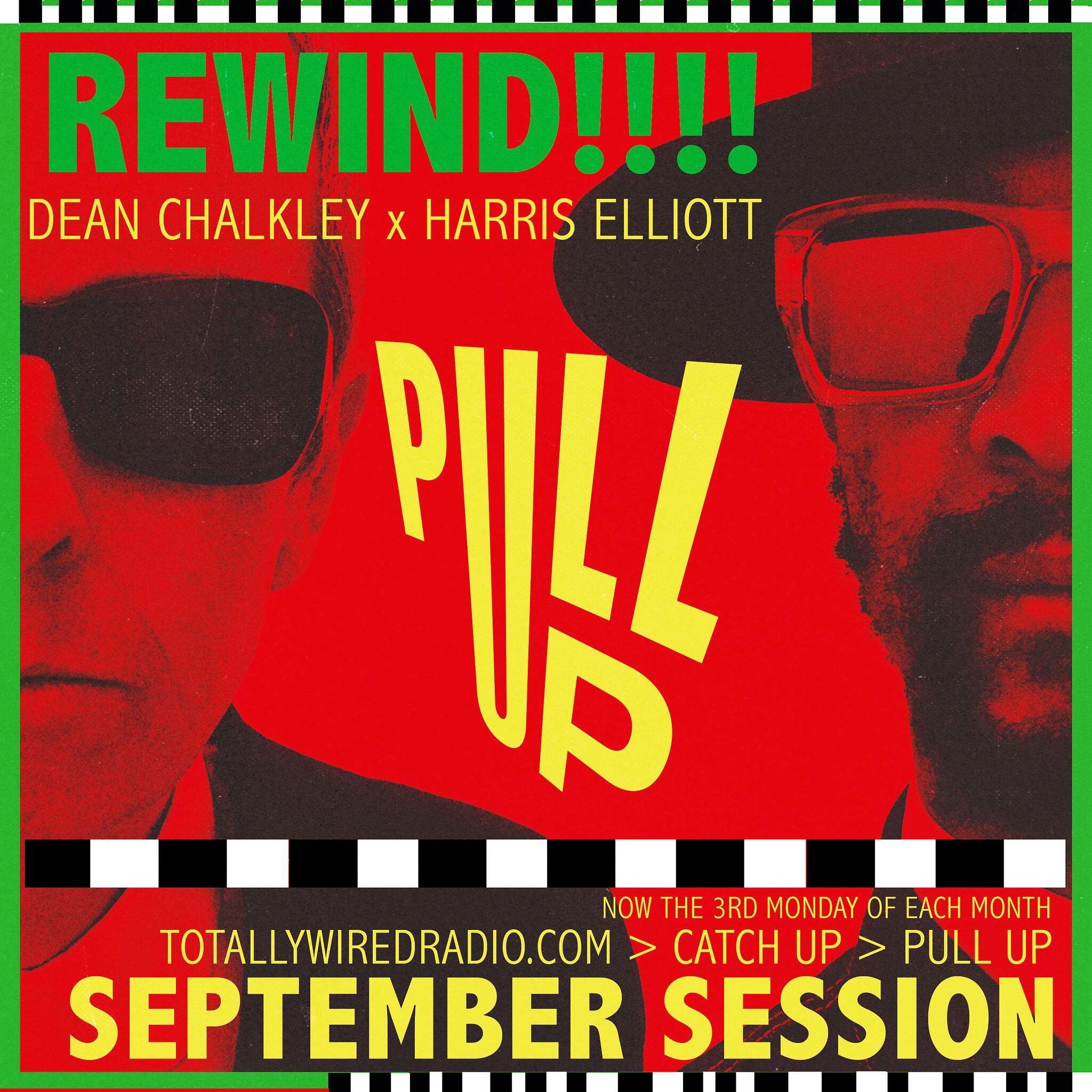 Pull Up!!: September Session