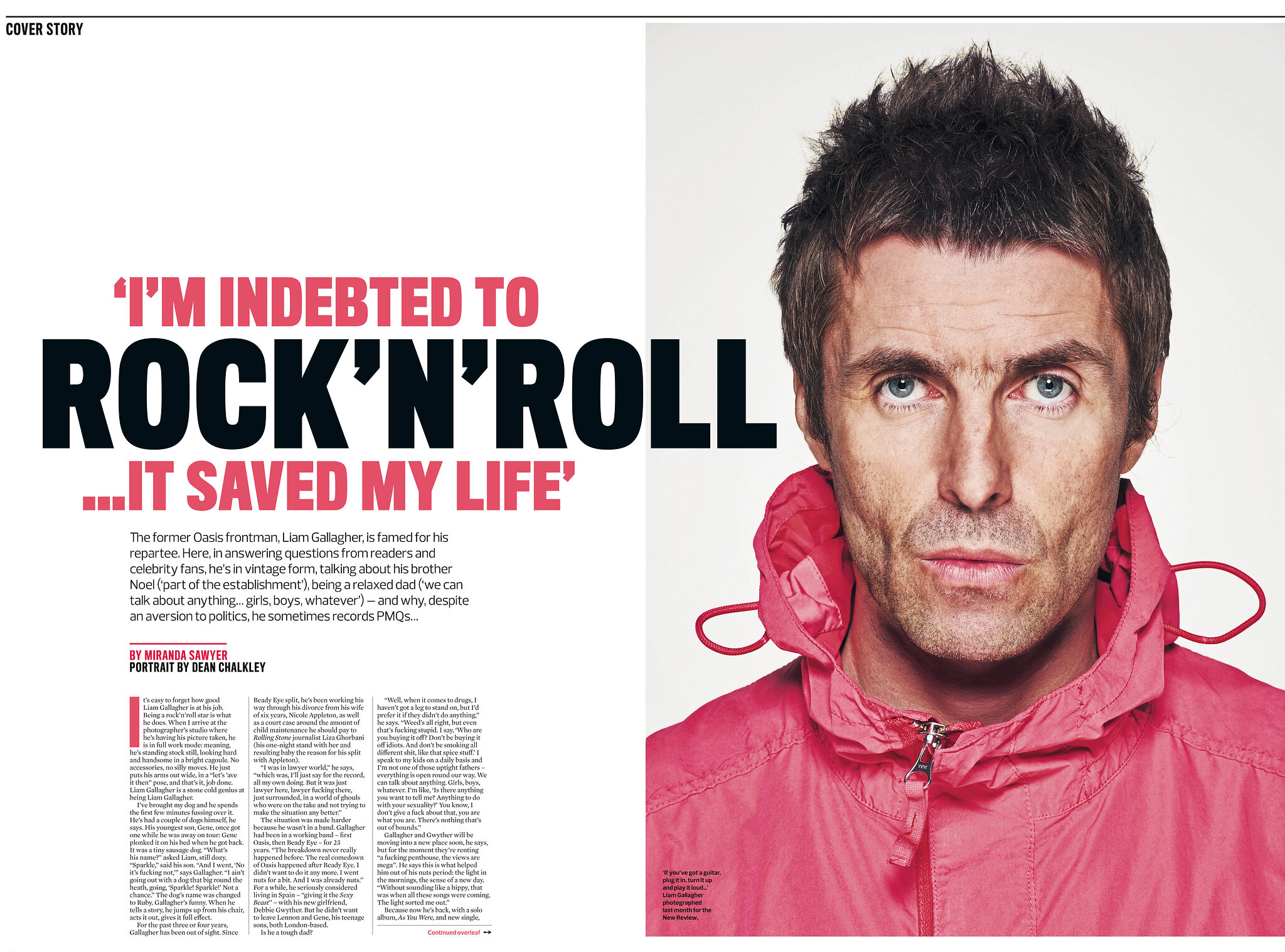 Liam Gallagher _Live Review