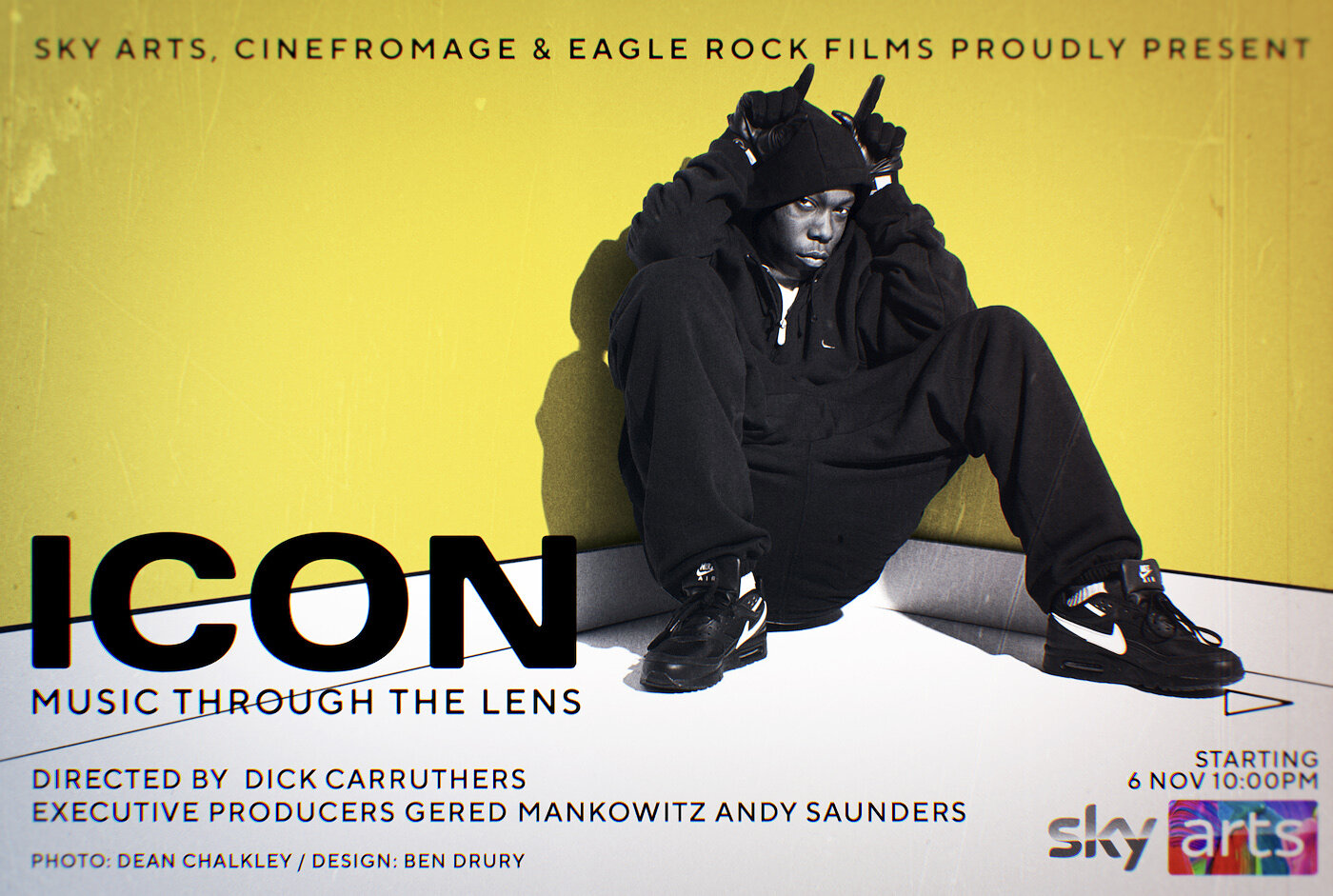 Icon: Music Behind The Lens