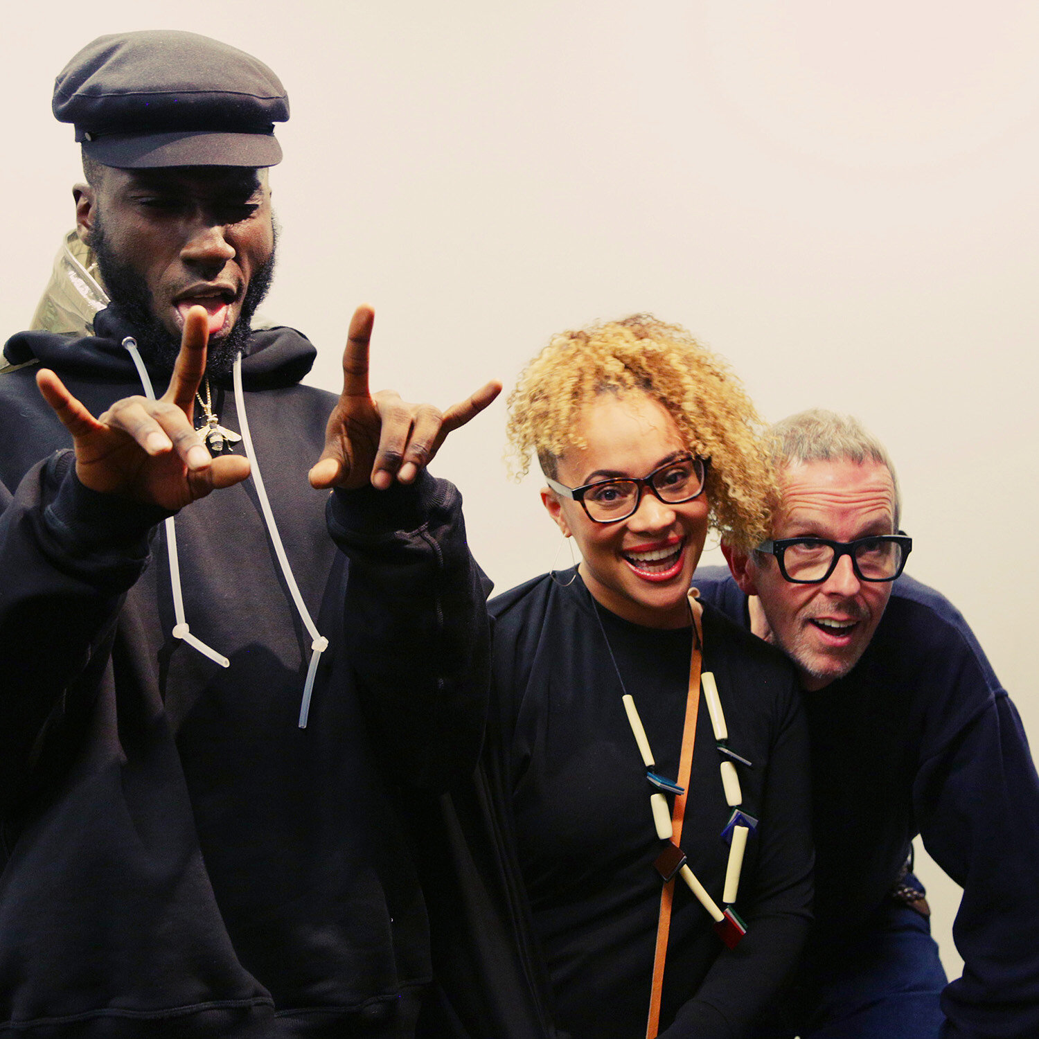 Kojey Radical film screening DocnRoll