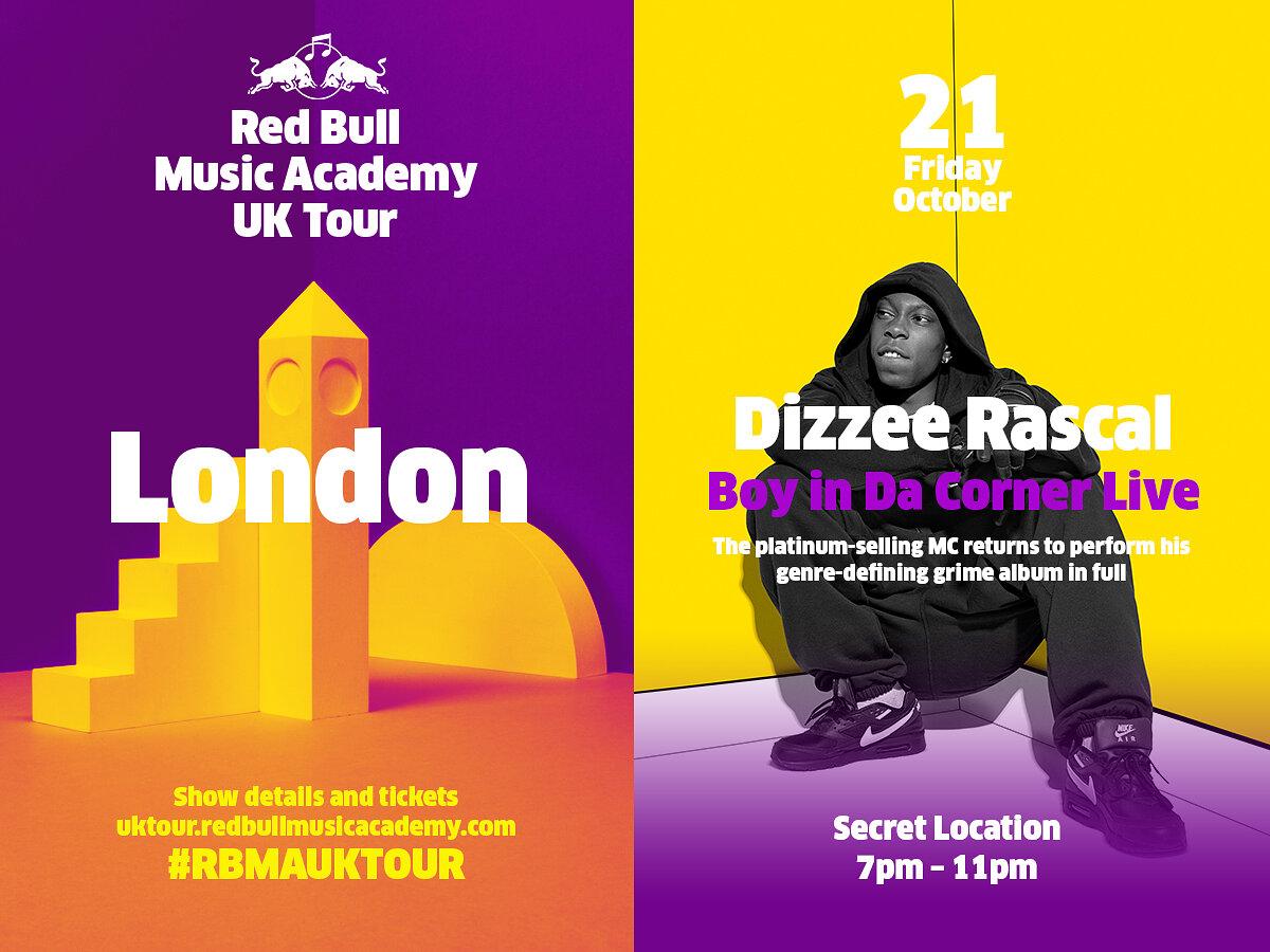 Dizzee Rascal : Special London Show
