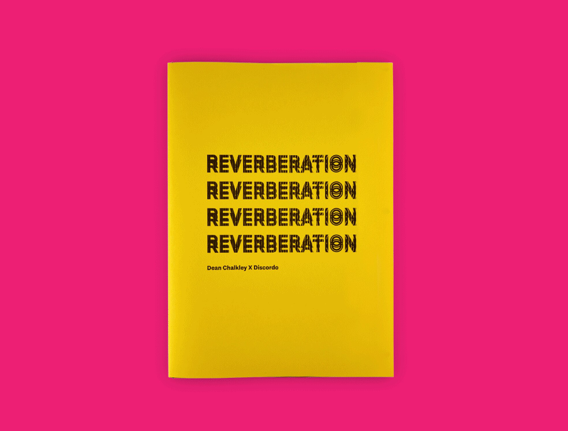 Reverberation: Publication available from Y-Junction Book