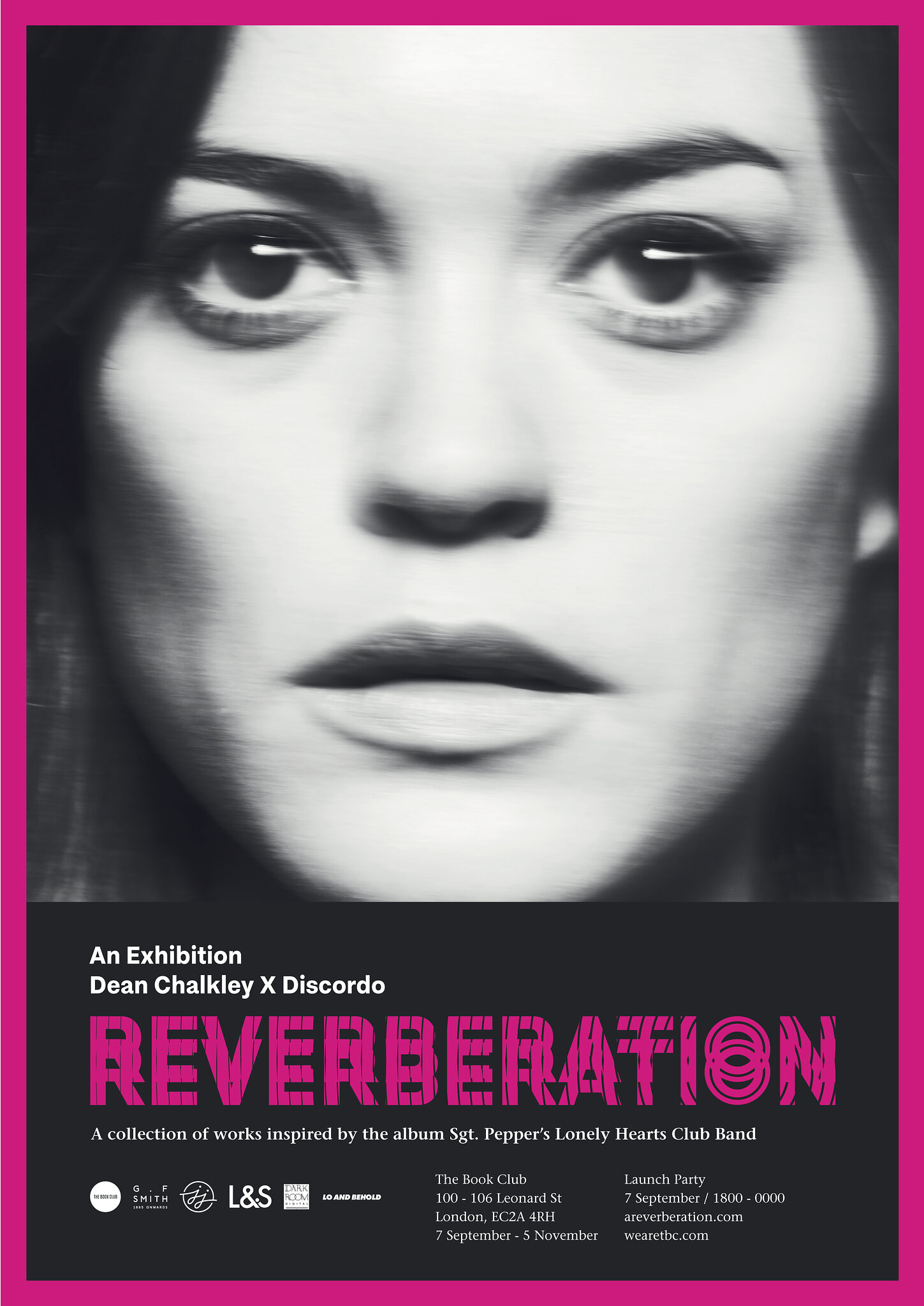 Reverberation: Exhibition Announced