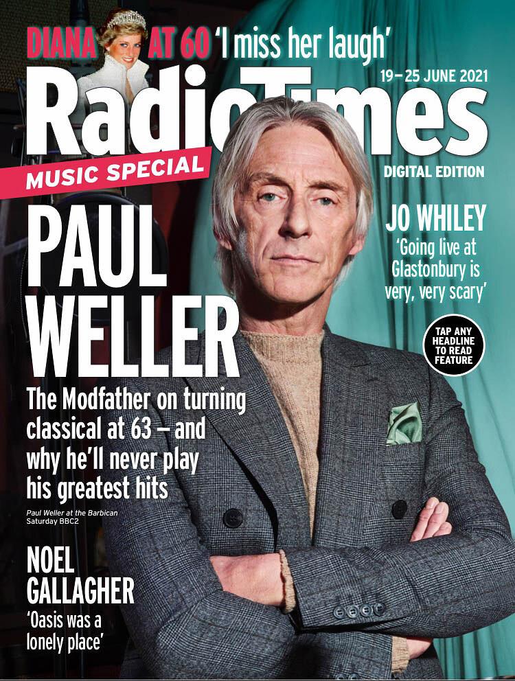 Radio Times: Paul Weller
