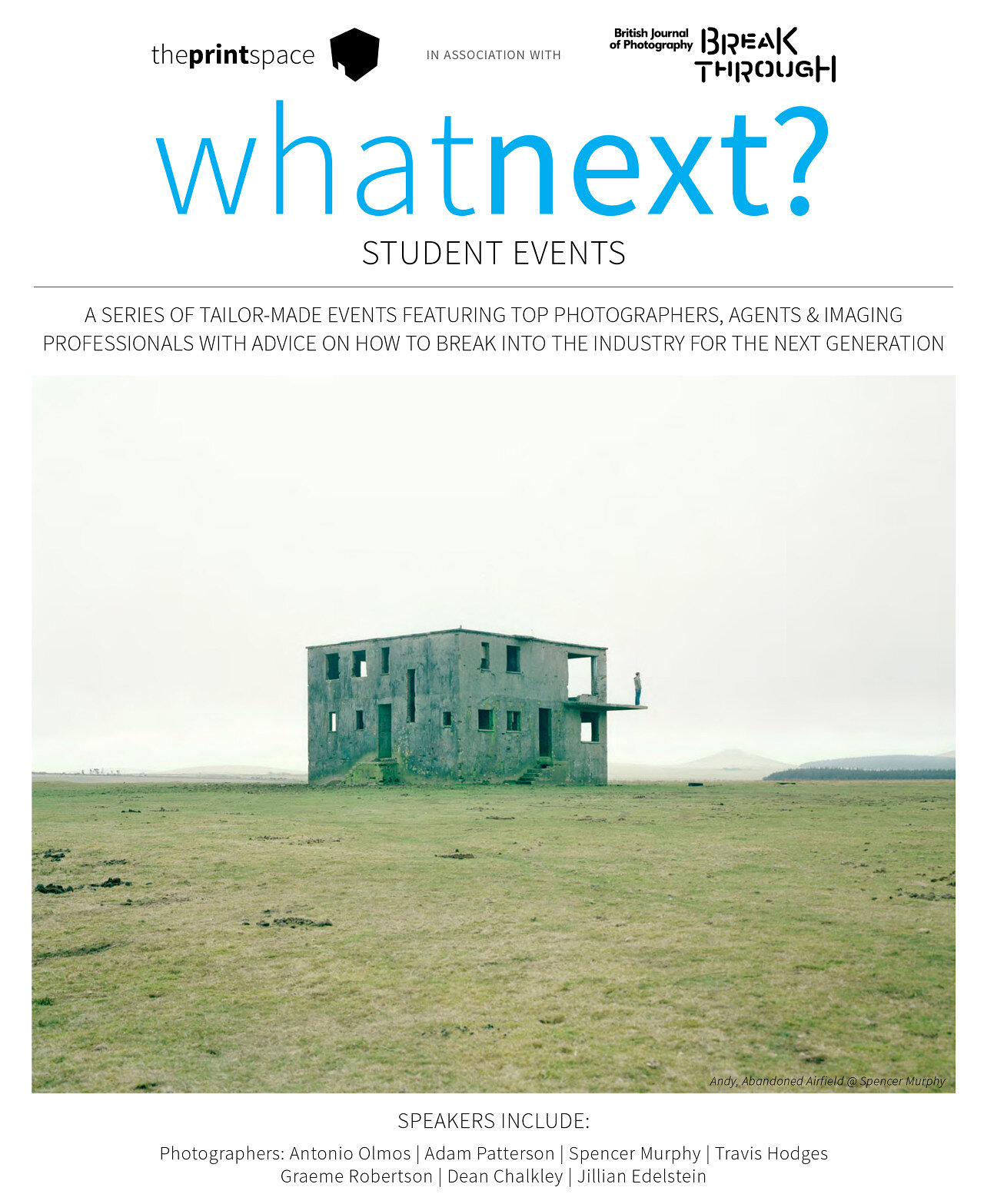 What Next: The Printspace talk