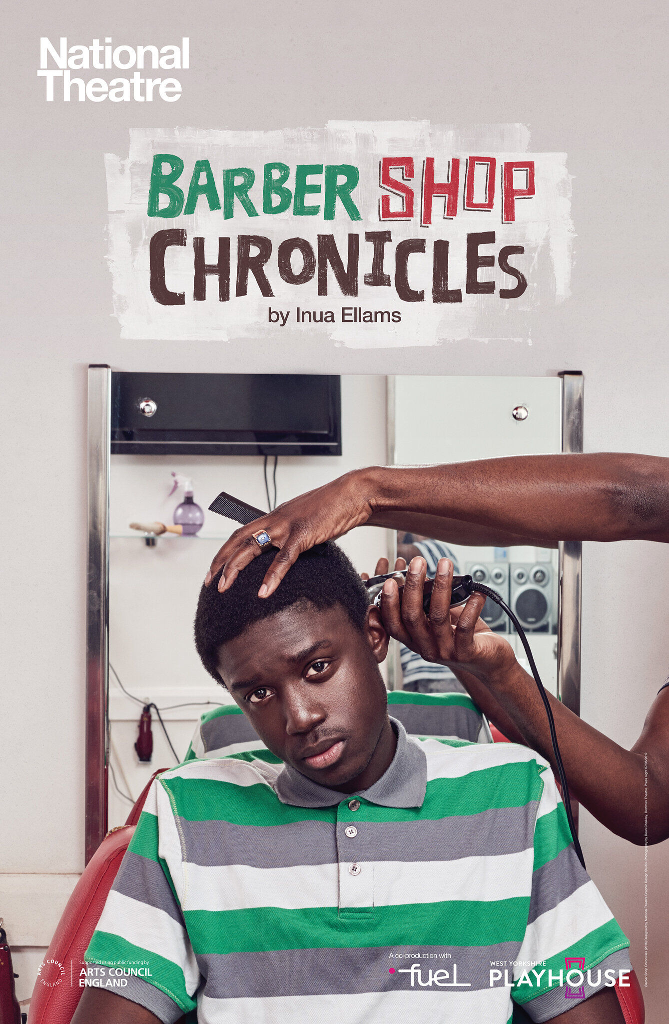 Barber Shop Chronicales