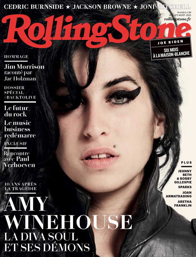Rolling Stone: Amy Winehouse