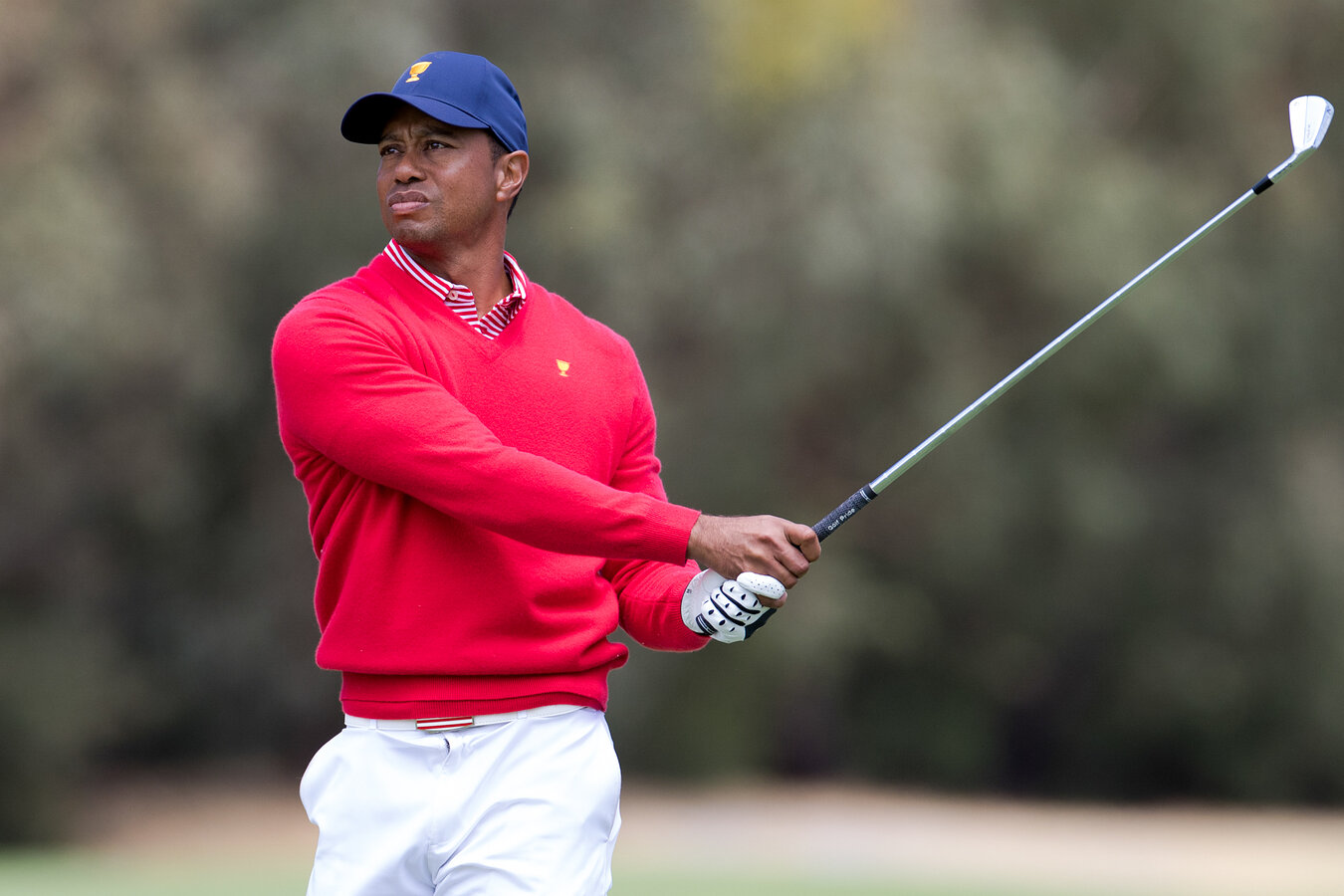 Tiger Woods - Presidents Cup Melbourne 2019