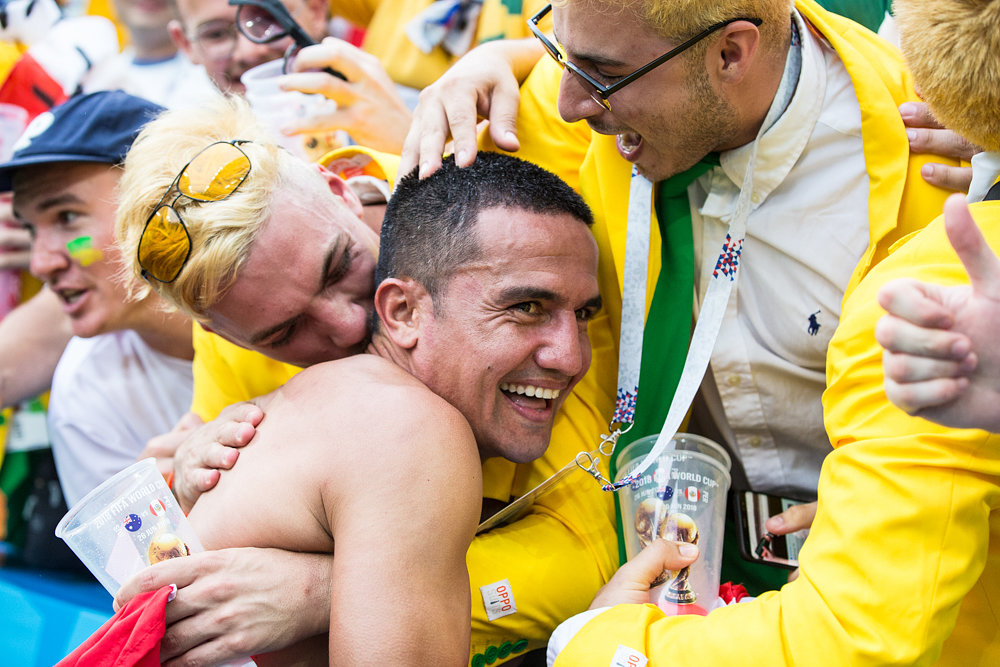 Tim Cahill - FIFA World Cup 2018