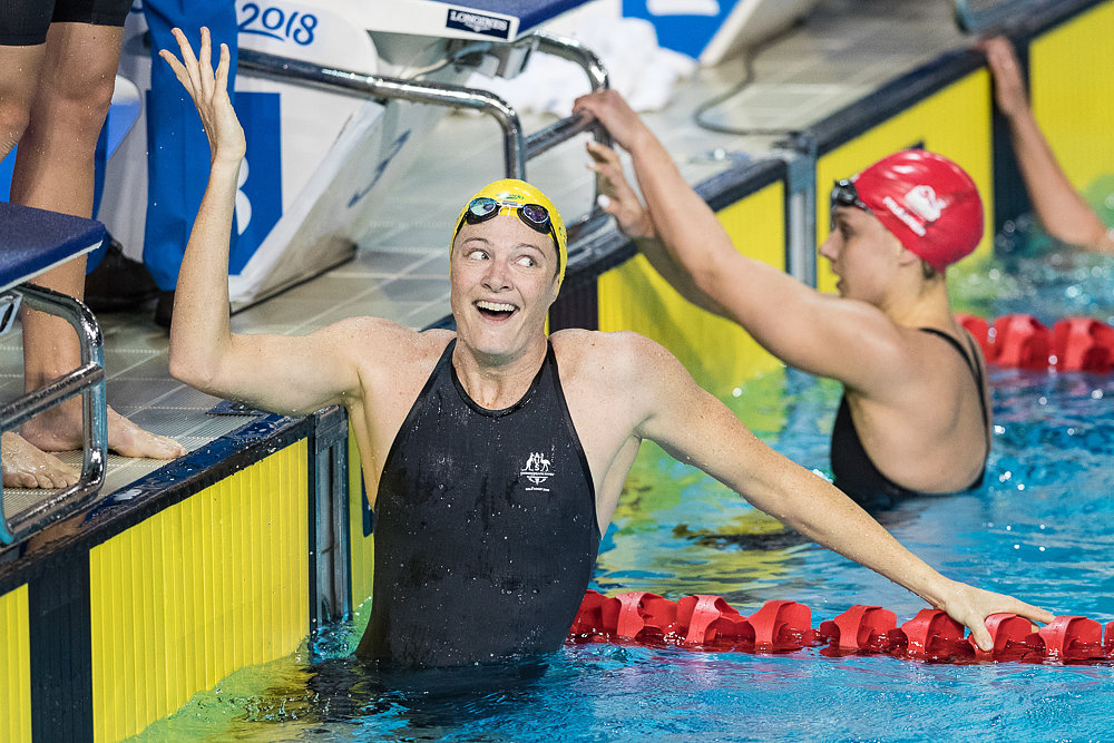 Cate Campbell - Gold Coast Commonwealth Games 2018