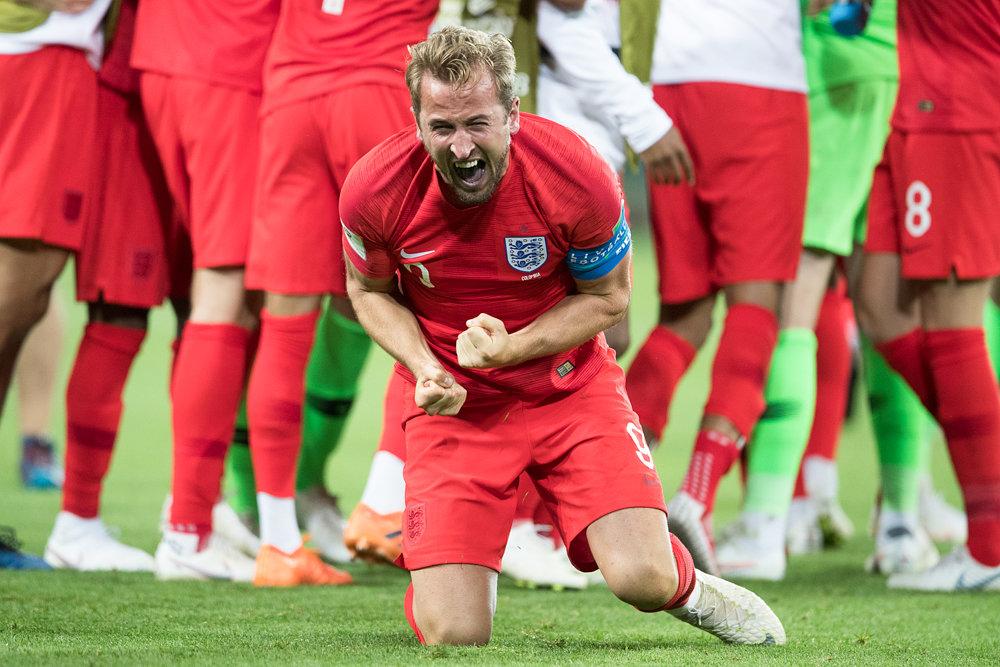 Harry Kane England - FIFA World Cup 2018