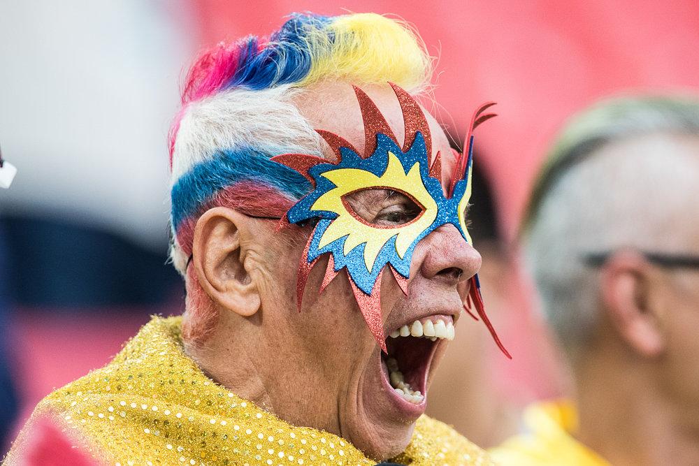 Colombian Fan - FIFA World Cup 2018