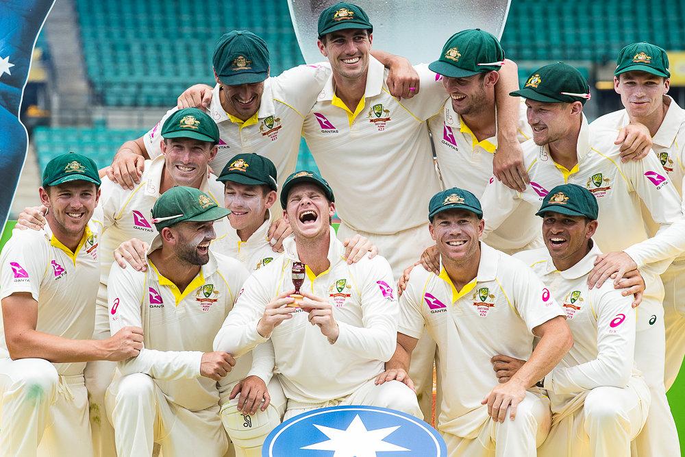 Australian Ashes Cricket