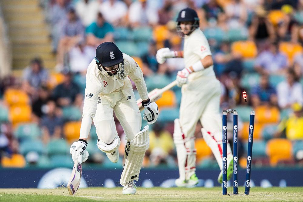 Ashes First Test - Gabba