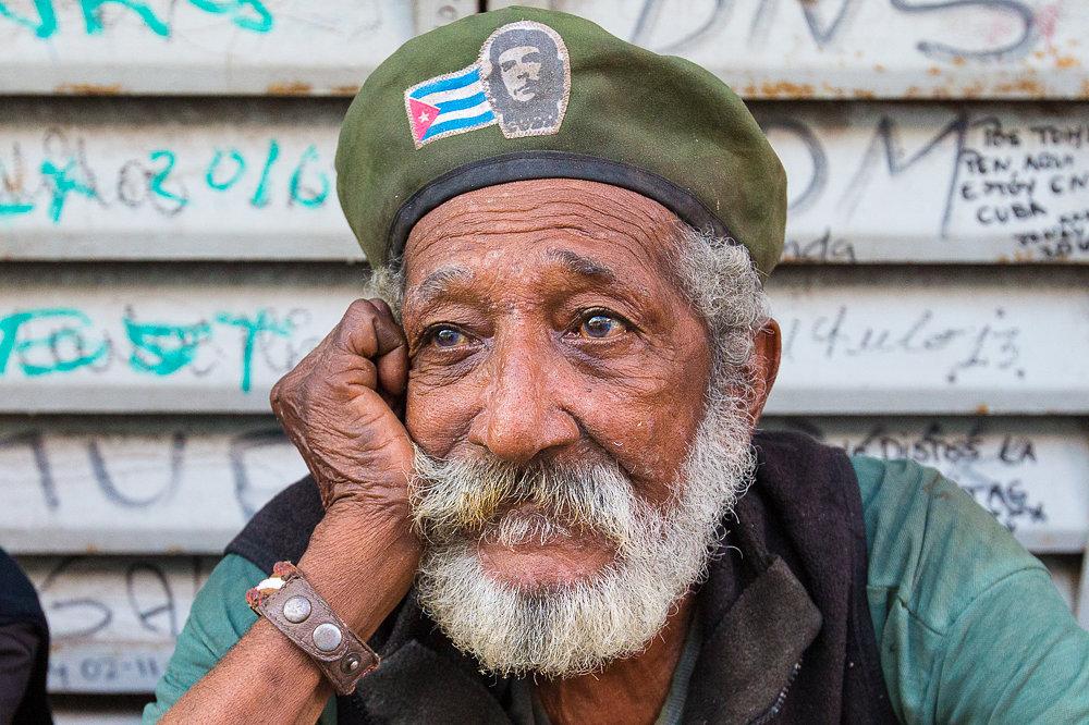 Portrait Havana - Cuba