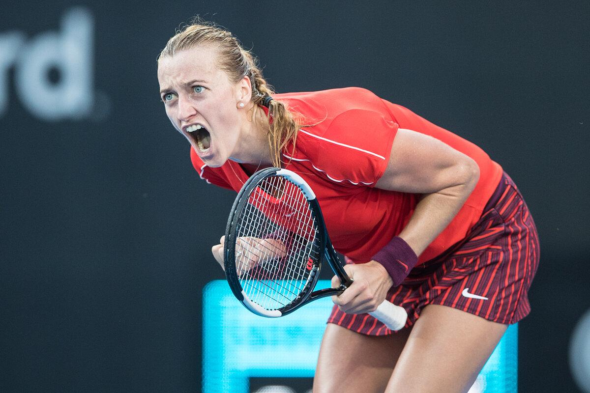 Petra Kvitová Sydney International Women's Final Winner